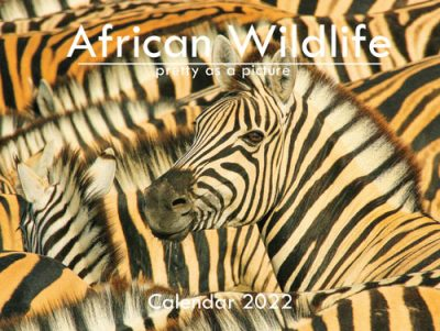 A6_African-Wildlife_Front-Cover