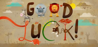 Good Luck - Good Luck Card