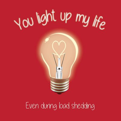 Light Life-Love Card
