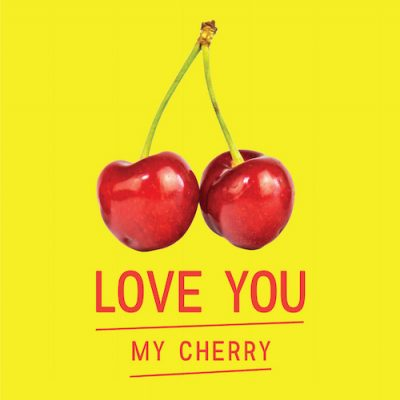 My Cherry-Love Card