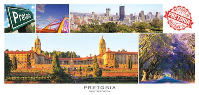 Pretoria Postcard