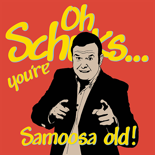 Samoosa Old!-JC40-Birthday