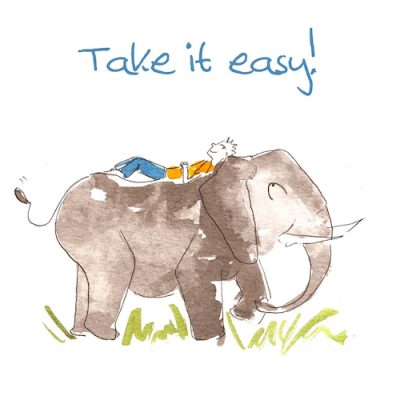 Take it Easy-General Card